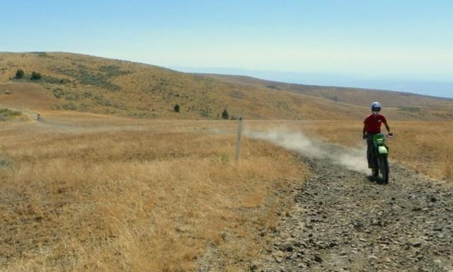 Wenas Wildlife Area Dirt bike/Quad Run – Sept 5 2011 8