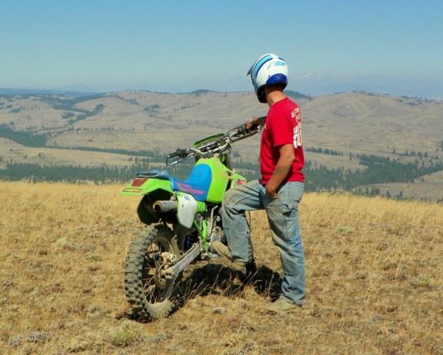 Wenas Wildlife Area Dirt bike/Quad Run – Sept 5 2011 15