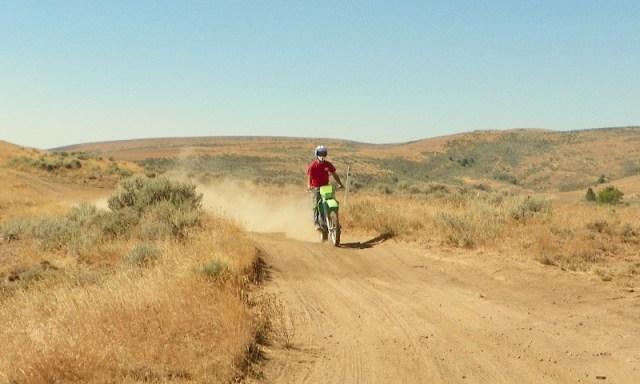 Wenas Wildlife Area Dirt bike/Quad Run – Sept 5 2011 23