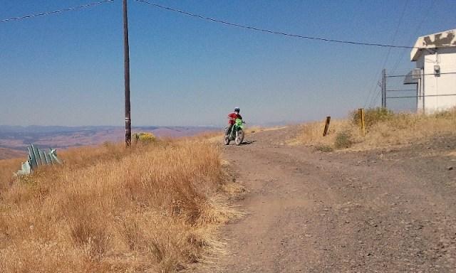 Wenas Wildlife Area Dirt bike/Quad Run – Sept 5 2011 25