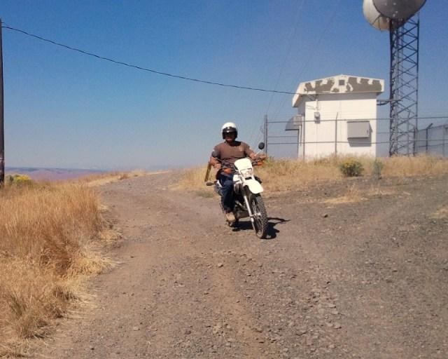 Wenas Wildlife Area Dirt bike/Quad Run – Sept 5 2011 26