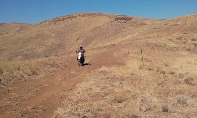 Wenas Wildlife Area Dirt bike/Quad Run – Sept 5 2011 34