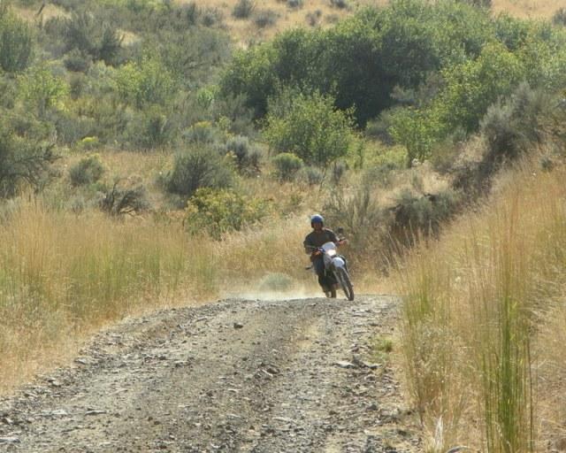 Wenas Wildlife Area Dirt bike/Quad Run – Sept 5 2011 41