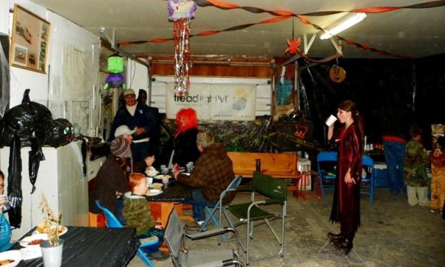 Cleman Mountain Halloween Backroads Run – Oct 29 2011 72