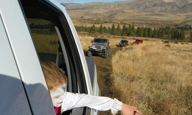 Cleman Mountain Halloween Backroads Run – Oct 29 2011 10