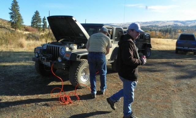 Cleman Mountain Halloween Backroads Run – Oct 29 2011 55