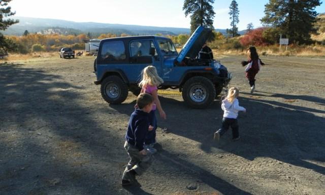 Cleman Mountain Halloween Backroads Run – Oct 29 2011 56