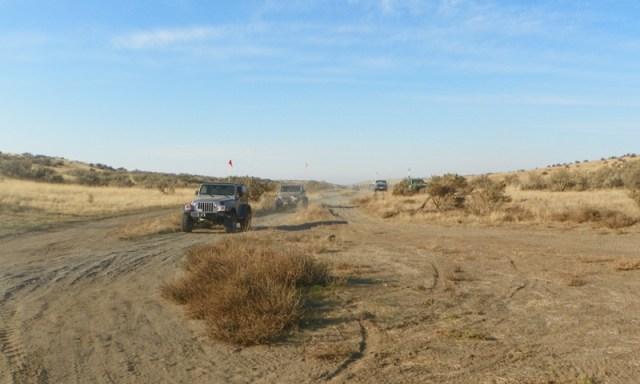 Juniper Dunes ORV Run 1