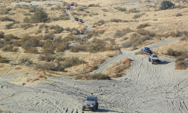 Juniper Dunes ORV Run 8