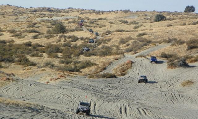 Juniper Dunes ORV Run 9