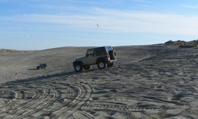 Juniper Dunes ORV Run 12