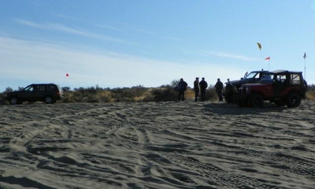 Juniper Dunes ORV Run 17