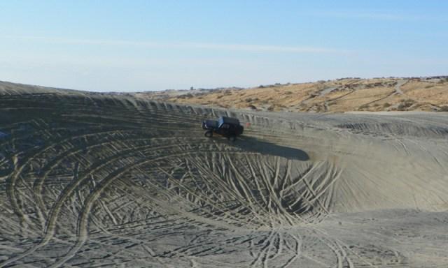 Juniper Dunes ORV Run 22