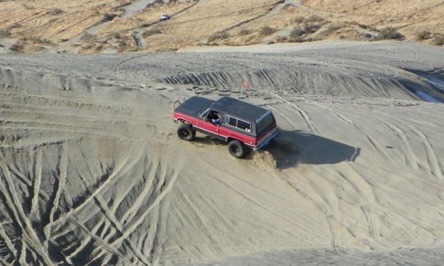 Juniper Dunes ORV Run 28