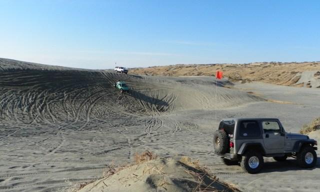 Juniper Dunes ORV Run 32