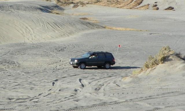 Juniper Dunes ORV Run 33