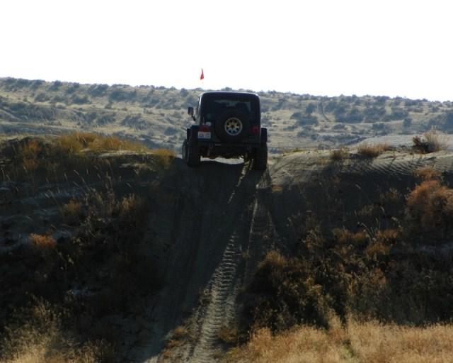 Juniper Dunes ORV Run 36