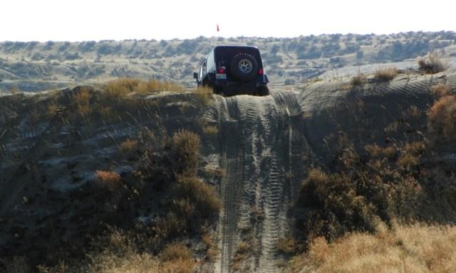 Juniper Dunes ORV Run 37