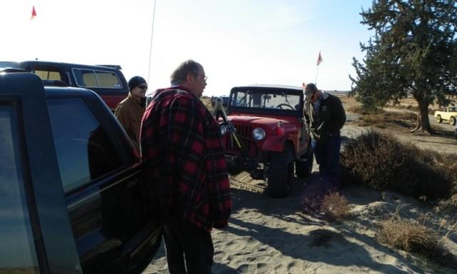 Juniper Dunes ORV Run 40