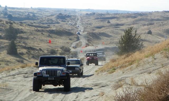 Juniper Dunes ORV Run 43
