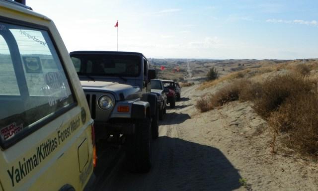Juniper Dunes ORV Run 46