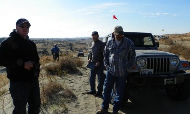Juniper Dunes ORV Run 48
