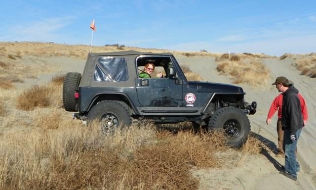 Juniper Dunes ORV Run 49