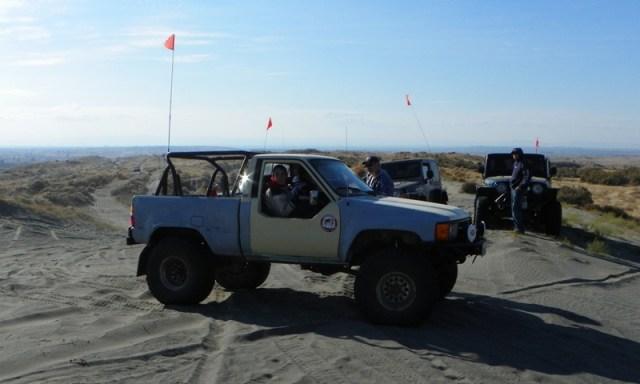 Juniper Dunes ORV Run 50