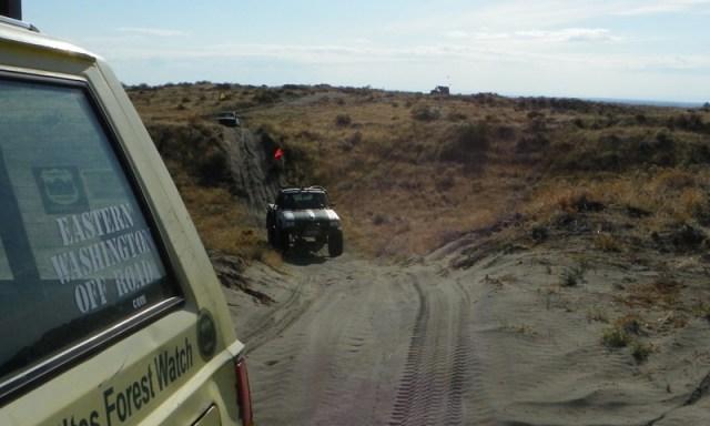 Juniper Dunes ORV Run 53