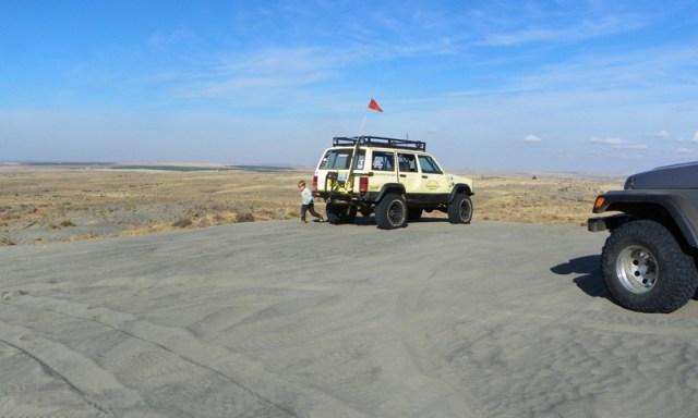Juniper Dunes ORV Run 55