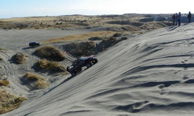 Juniper Dunes ORV Run 67