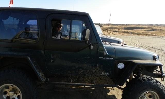 Juniper Dunes ORV Run 70