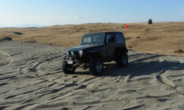 Juniper Dunes ORV Run 74