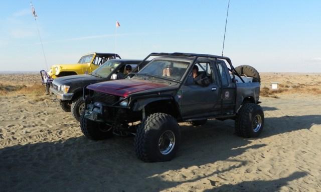 Juniper Dunes ORV Run 76