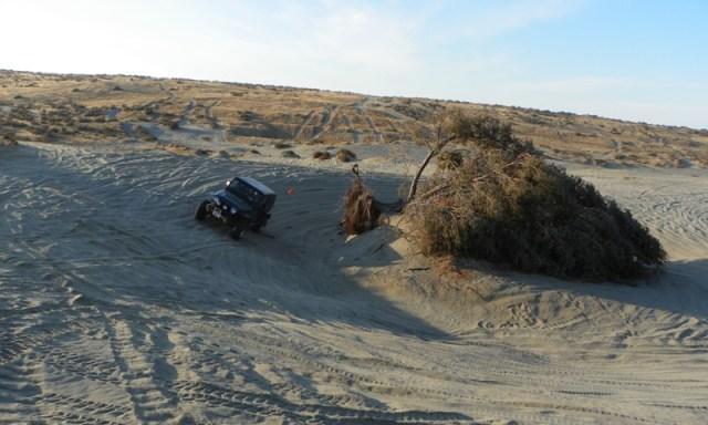 Juniper Dunes ORV Run 79