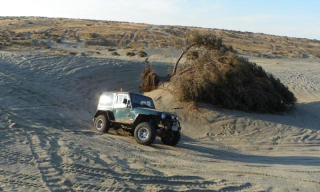 Juniper Dunes ORV Run 80
