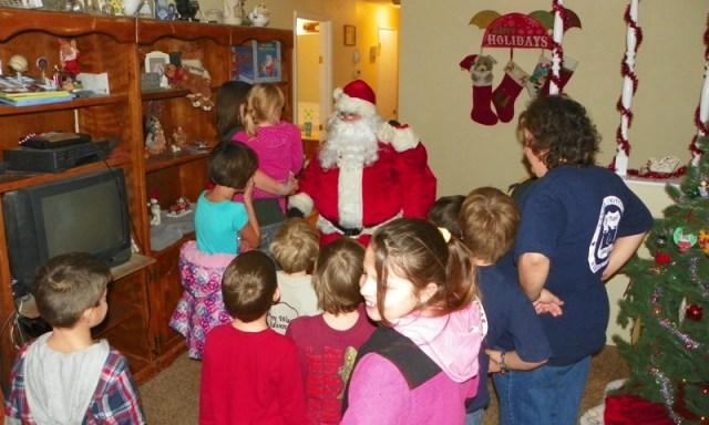 Eastern Washington Adventures Annual Christmas Party 5