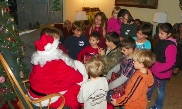 Eastern Washington Adventures Annual Christmas Party 14