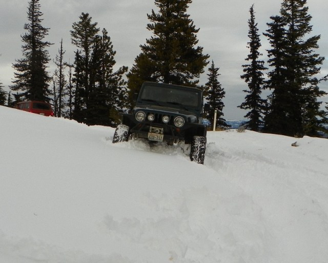 Cowiche: The Search for Deep Snow 61