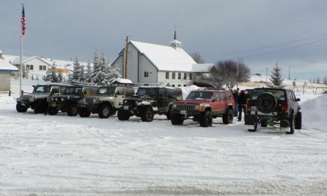 "Eastern Washington Adventures 2012 ""Top Member 4×4 Challenge"" 1"