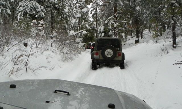 "Eastern Washington Adventures 2012 ""Top Member 4×4 Challenge"" 5"