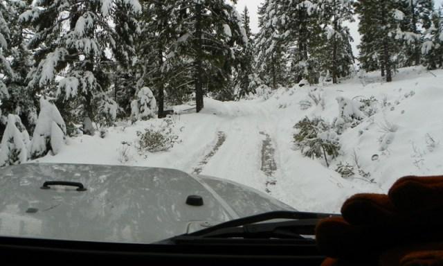 "Eastern Washington Adventures 2012 ""Top Member 4×4 Challenge"" 6"