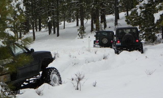 "Eastern Washington Adventures 2012 ""Top Member 4×4 Challenge"" 7"