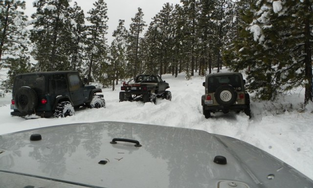 "Eastern Washington Adventures 2012 ""Top Member 4×4 Challenge"" 9"