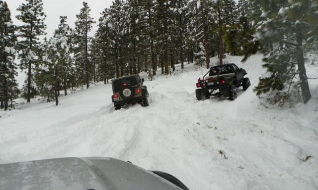 "Eastern Washington Adventures 2012 ""Top Member 4×4 Challenge"" 10"