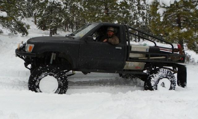 "Eastern Washington Adventures 2012 ""Top Member 4×4 Challenge"" 11"