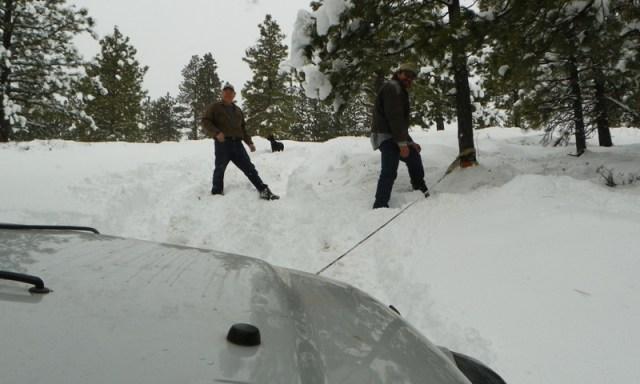 "Eastern Washington Adventures 2012 ""Top Member 4×4 Challenge"" 24"