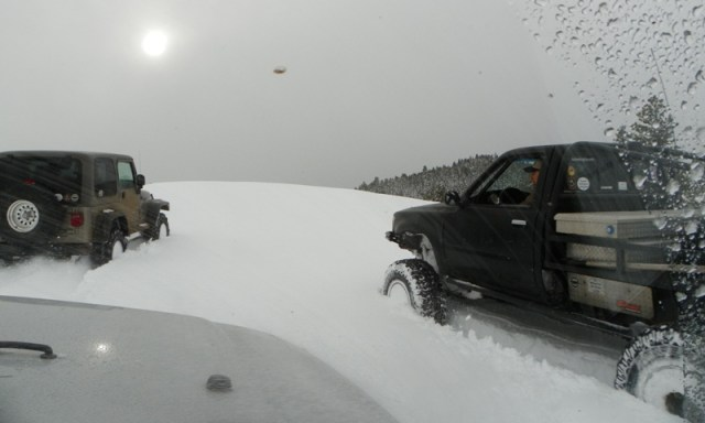 "Eastern Washington Adventures 2012 ""Top Member 4×4 Challenge"" 34"