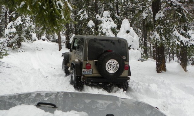 "Eastern Washington Adventures 2012 ""Top Member 4×4 Challenge"" 42"