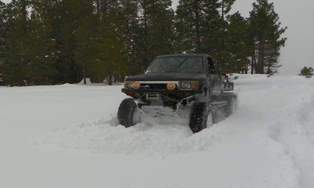 "Eastern Washington Adventures 2012 ""Top Member 4×4 Challenge"" 49"